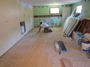 Basement Remodel in Milford, CT (4)
