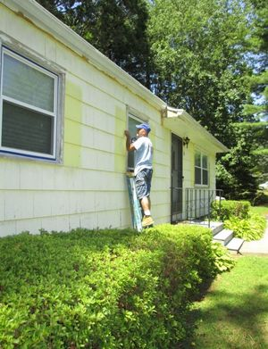 Before & After House Painting in New Haven, CT (1)
