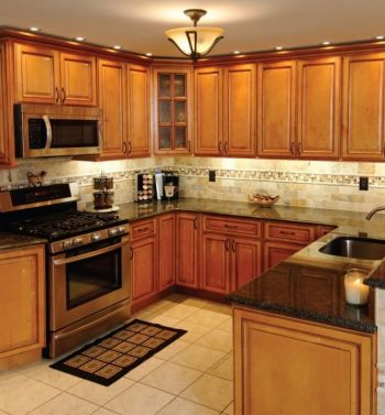 Kitchen Remodel by Larlin's Home Improvement