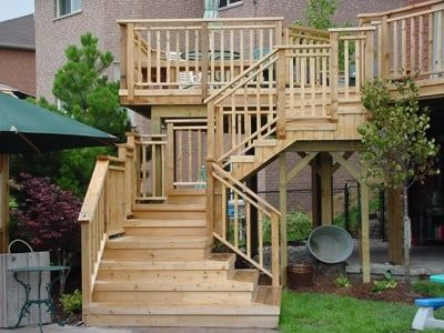 Deck Renovation in Bethlehem by Larlin's Home Improvement