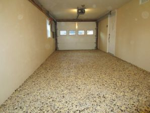 After Garage Floor Epoxy in Beacon Falls CT by Larlin's Home Improvement
